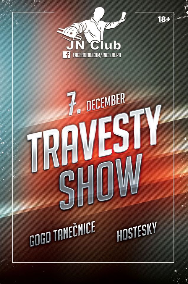 TRAVESTY Show