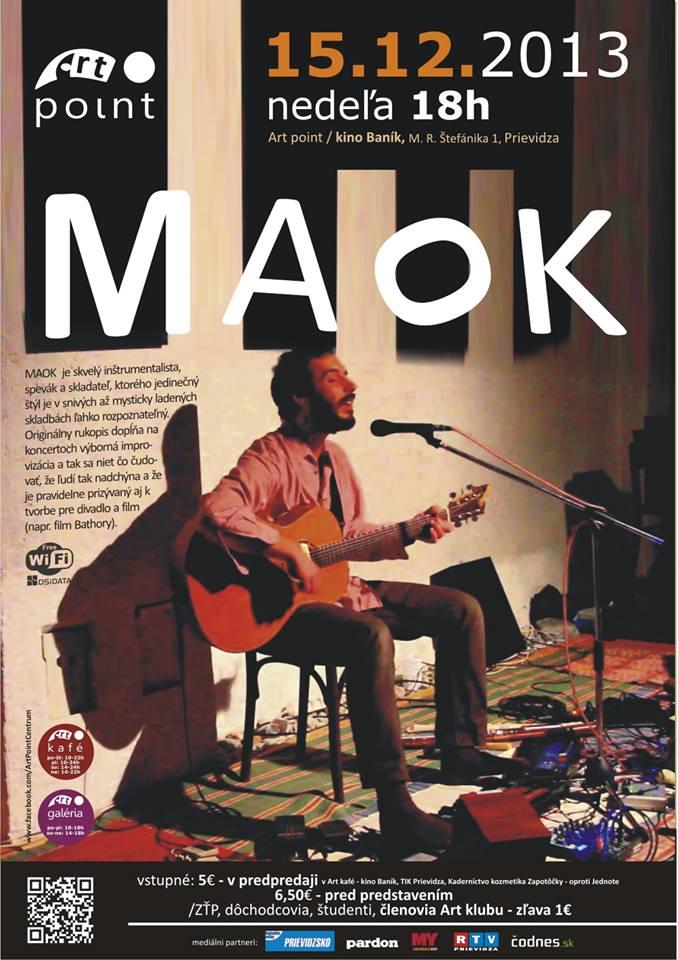 MAOK - koncert