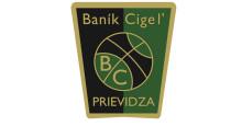 Basketbal: Baník Cigeľ Prievidza - REALPLUS Lučenec