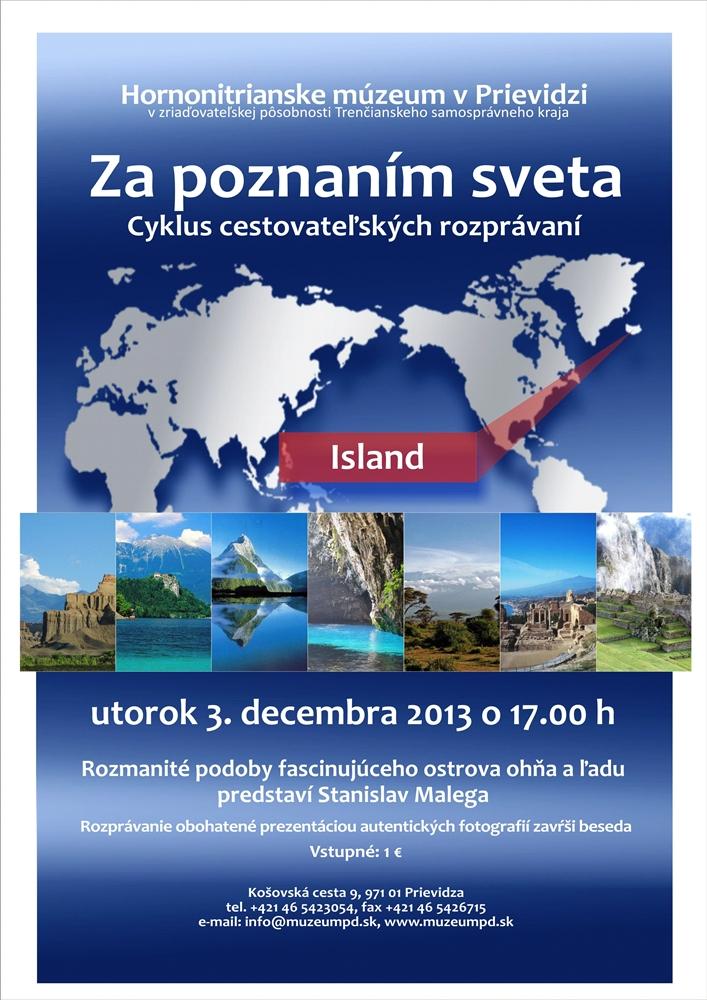 Za poznaním sveta - Island