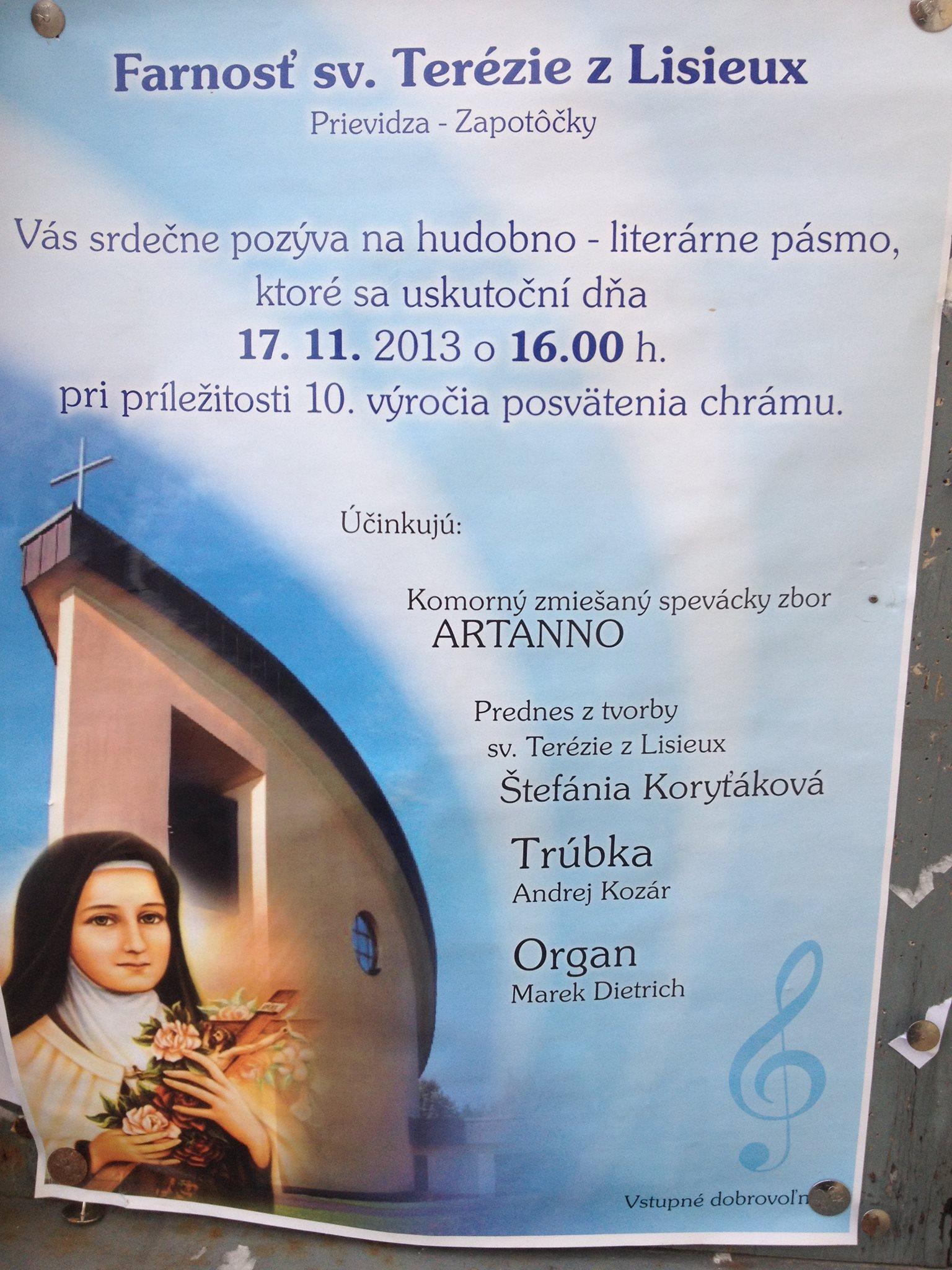 Slávnostný koncert