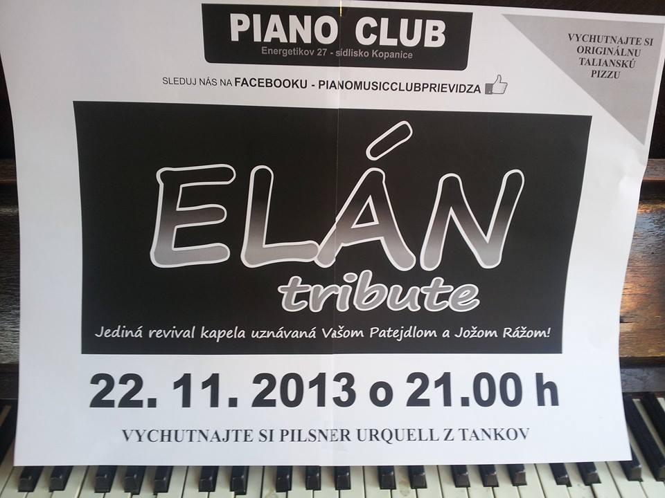 ELAN tribute band