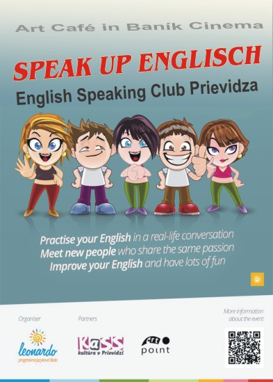 Speak Up English