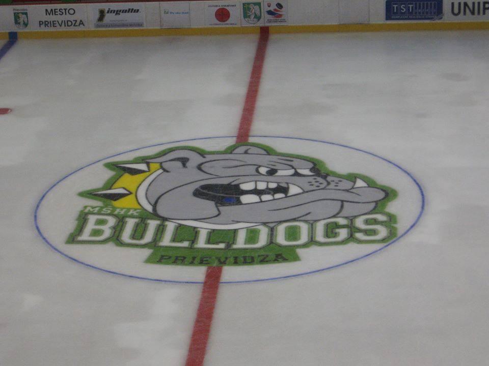 Hokej: MŠHK Bulldogs Prievidza - Hokejový klub Trnava