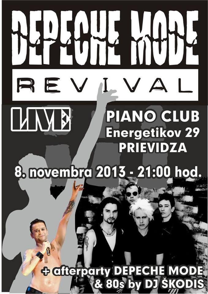 Depeche mode revival 2013