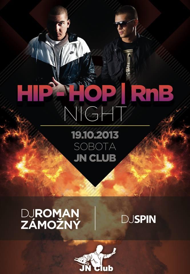 HIP HOP & RnB NIGHT