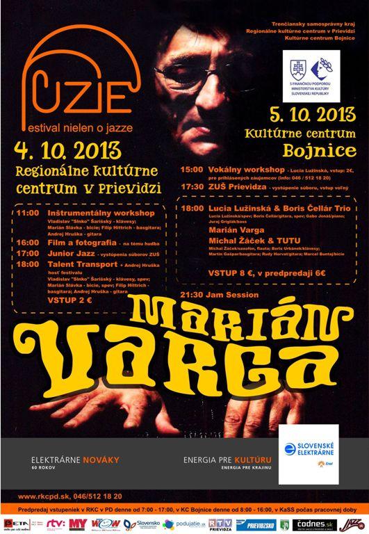 Fúzie - festival nielen o jazze