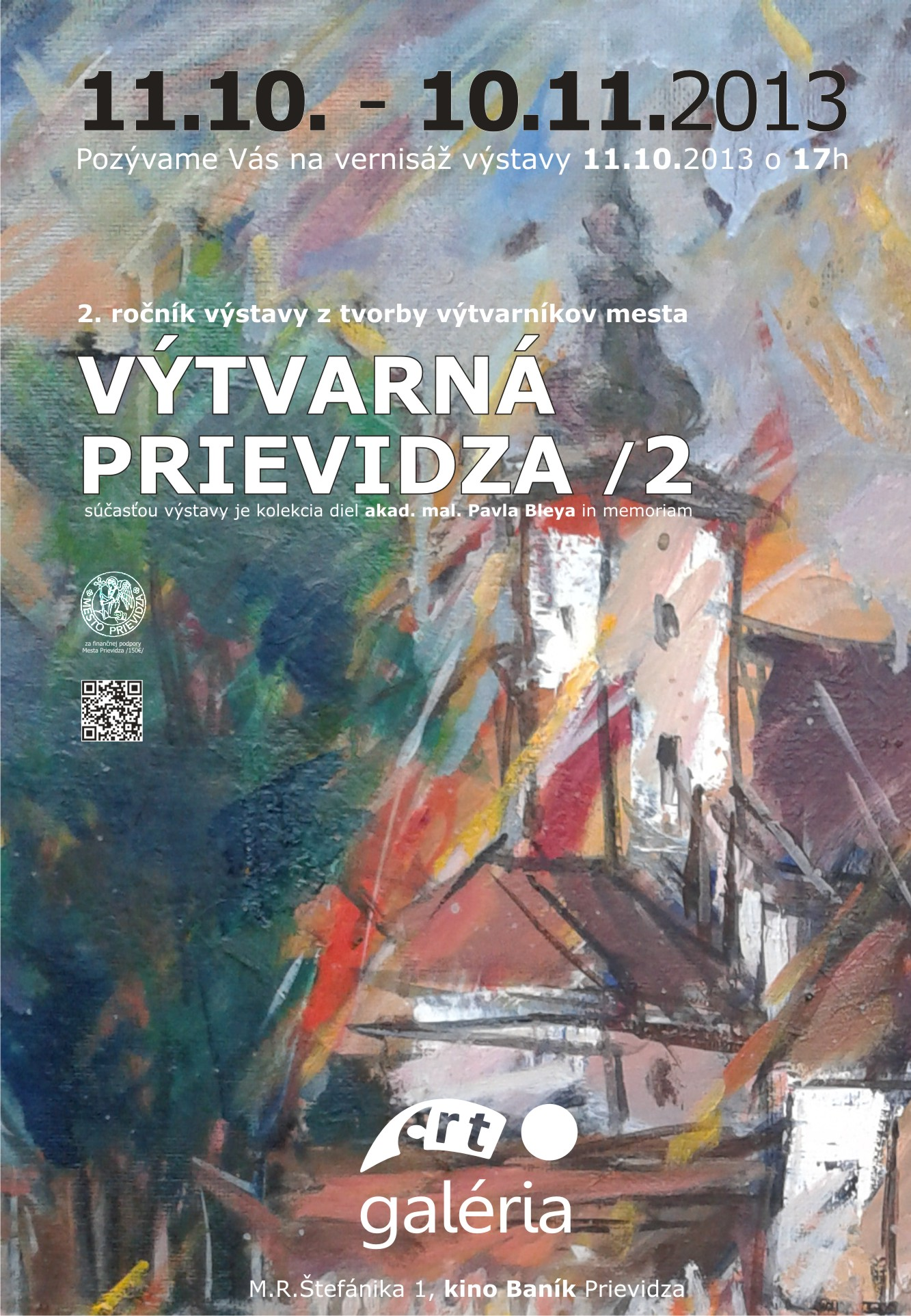 Výtvarná Prievidza /2