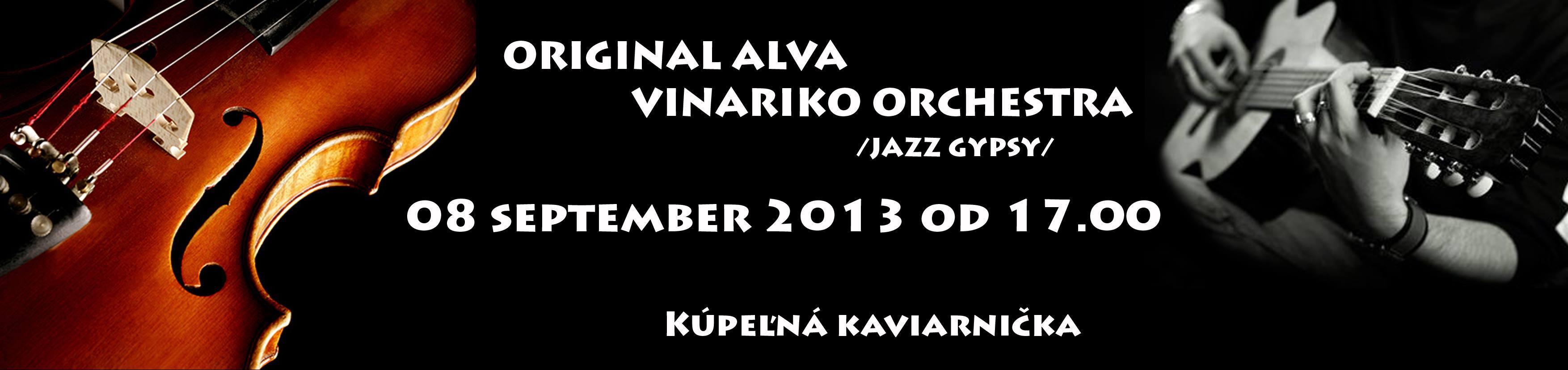 Essential Gipsy jazz by Original Alva Vinariko Orchestra