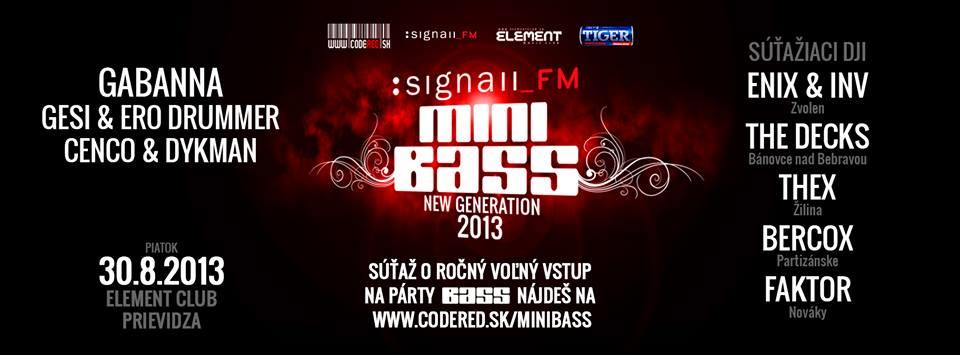 SIGNAll_FM MINI BASS - NEW GENERATION 2013 4-kolo