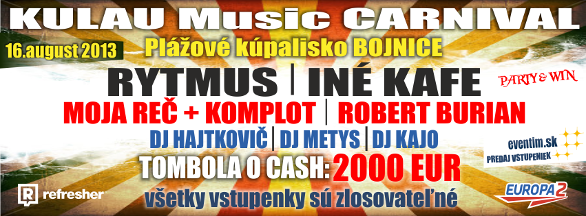 KULAU Music Carnival 2013