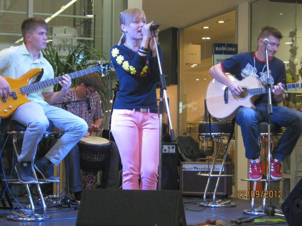 Gremmy + ThreeLive v Tehelňa Pub
