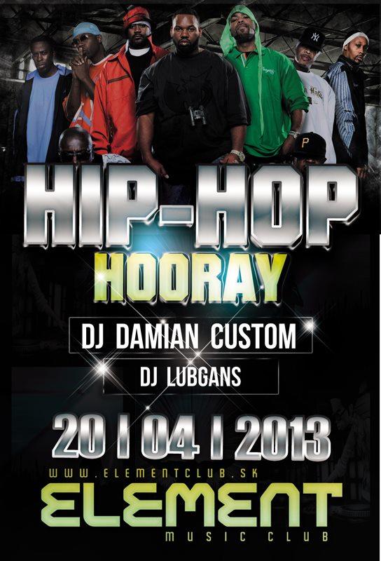 HIP-HOP Horray
