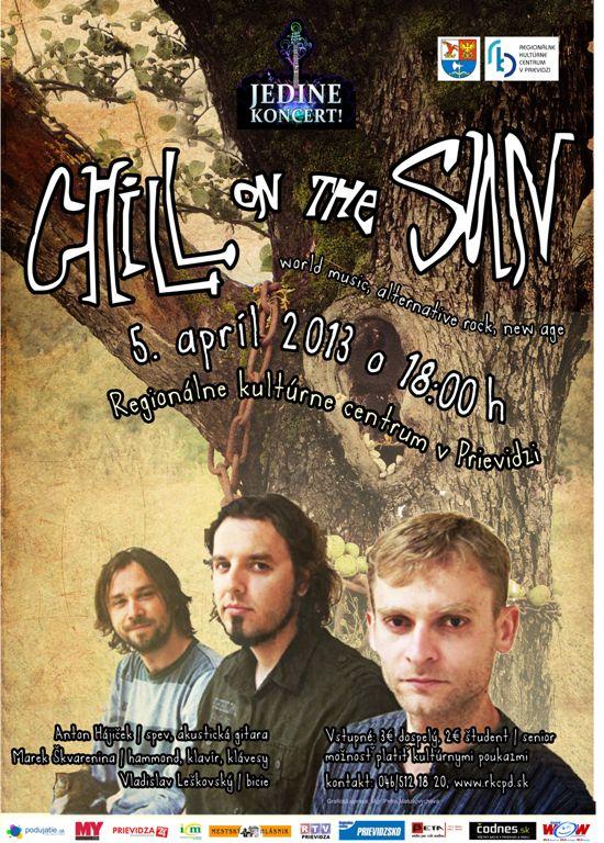 ... Jedine koncert! Chill on the Sun