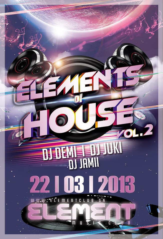 ELEMENTS of HOUSE vol.2