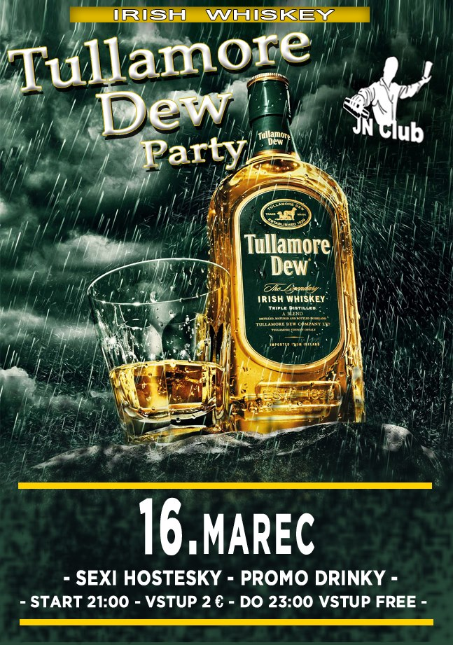Tullamore Dew party