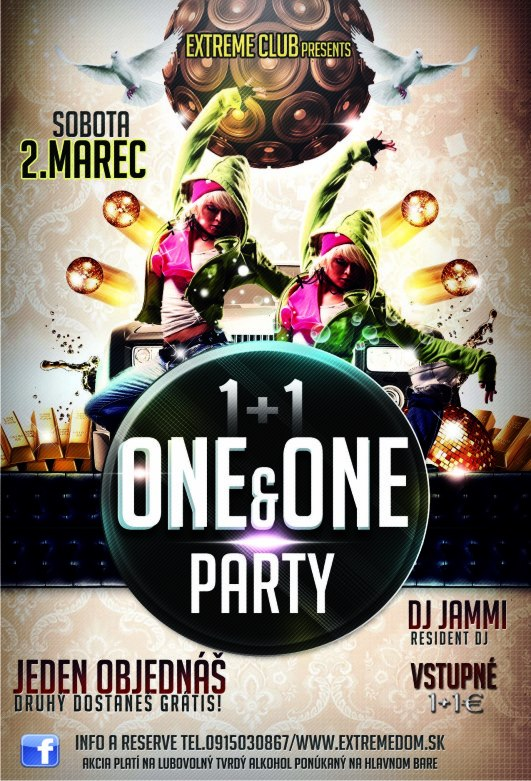 ONE&ONE Party