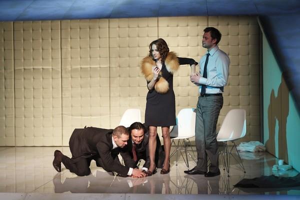 Divadelné predstavenie Ksicht