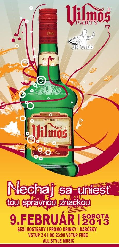 VILMOS PARTY