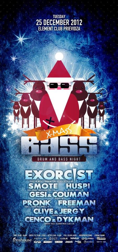 X-MASS BASS