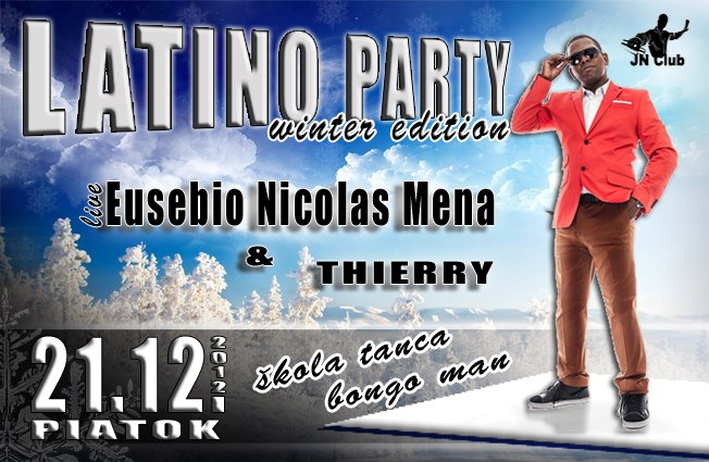 LATINO PARTY - winter edition