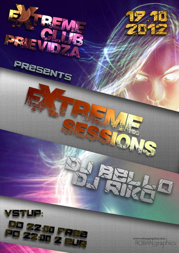 EXTREME SESSIONS - Dj Bello a Riko(BA)