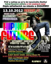 HIP - HOP FUTURE STREET DANCE PARTY vol. 2