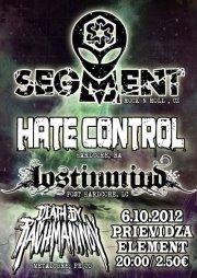 SEGMENT + LOSTINMIND + HATE CONTROL + DEATH BY RACHMANINOV