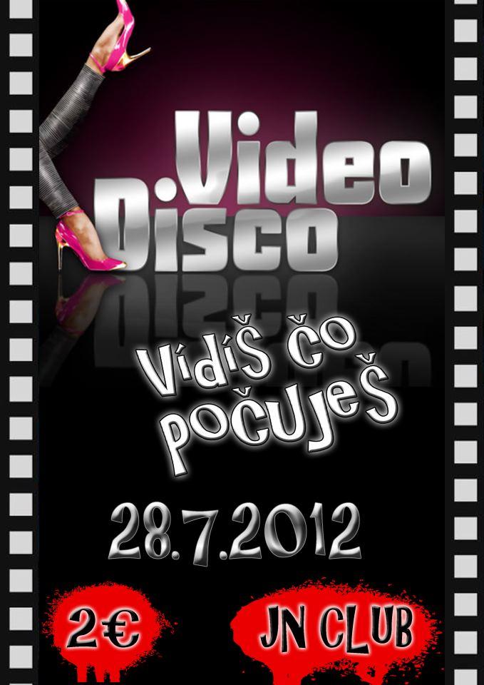VIDEO DISCO PARTY