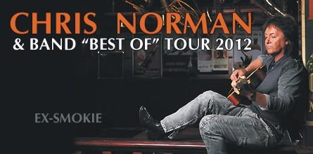 Chris Norman (ex-SMOKIE) Live 2012