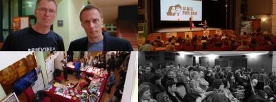 Foto a video: Festival Jeden svet 2019 - prvý deň - Diskusia s investigatívnym novinárom Marekom Vagovičom