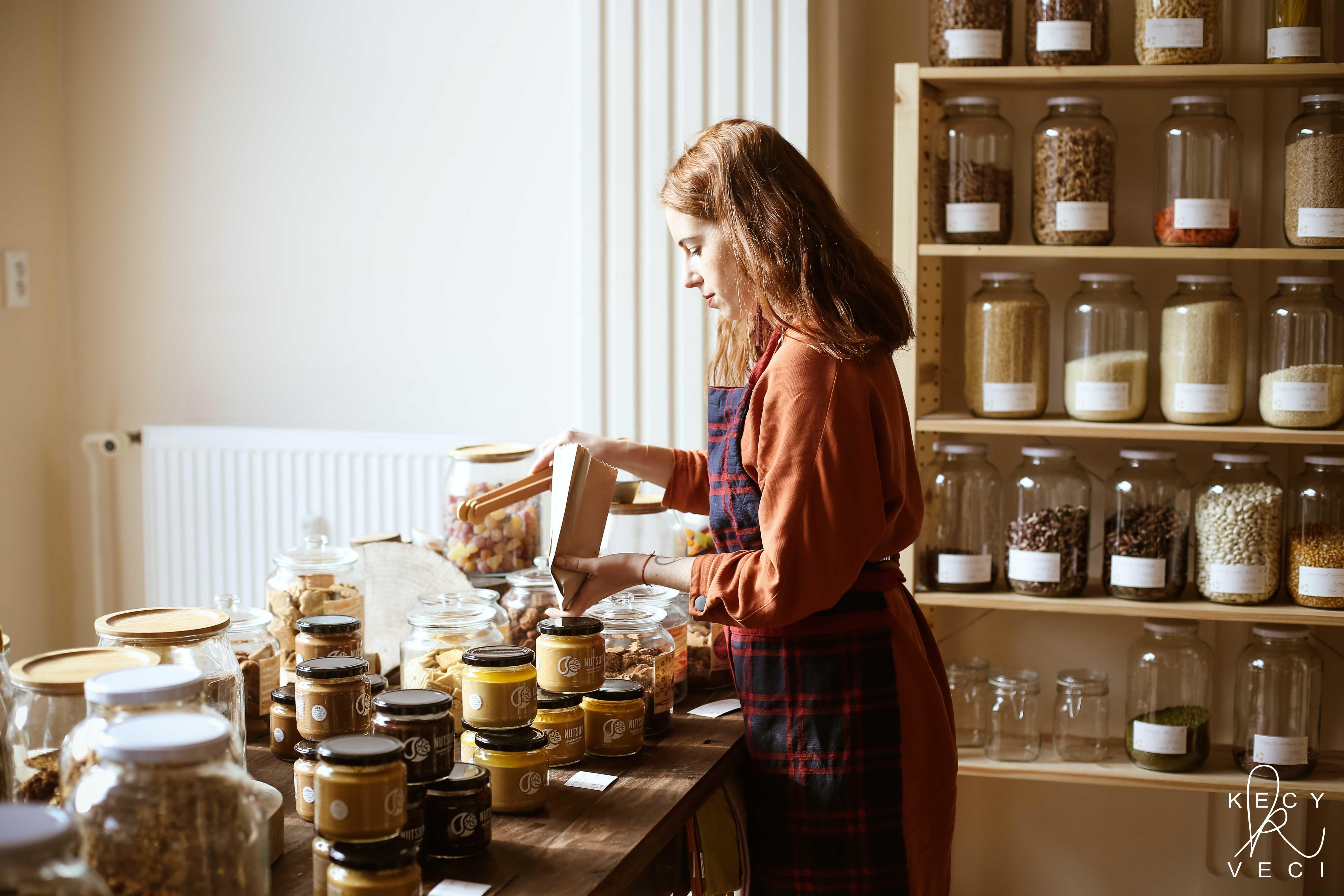 Načo obal – ekologické nakupovanie do svojho