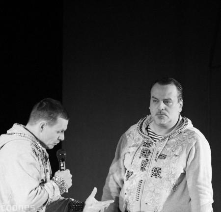 Foto: Skaza Titaniku - Sväťo Malachovský a Michal Kubovčík 0
