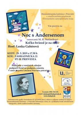 Noc s Andersenom