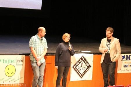 Foto a video: Greenpeace o zmenách klímy a ťažbe uhlia na Hornej Nitre - diskusia s riaditeľkou Greenpeace Ivanou Kohutkovou a Radekom Kubalom 8