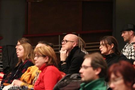 Foto a video: Greenpeace o zmenách klímy a ťažbe uhlia na Hornej Nitre - diskusia s riaditeľkou Greenpeace Ivanou Kohutkovou a Radekom Kubalom 12