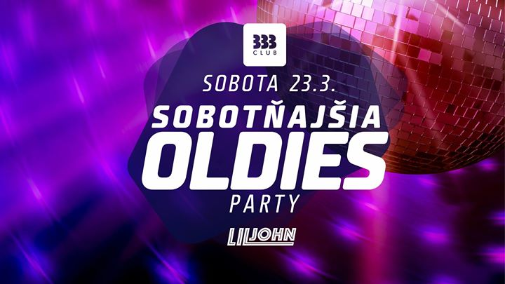 ★ Oldies Party ★ 23.3.