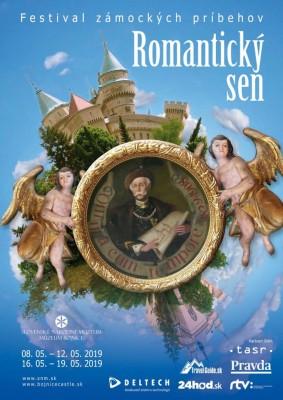 Festival zámockých príbehov 2019 - Romantický sen - Bojnický zámok