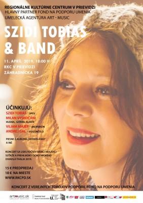 Szidi Tobias & Band
