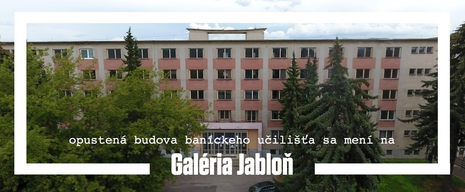 Galéria Jabloň - Prievidza