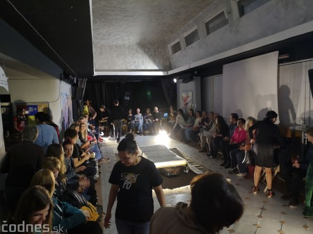 Foto: Predstavenie Jedna na druhú a vyhodnotenie festivalu Divadelná Prievidza 2019 0