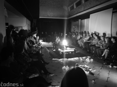 Foto: Predstavenie Jedna na druhú a vyhodnotenie festivalu Divadelná Prievidza 2019 2