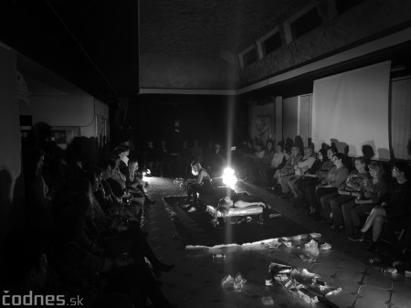 Foto: Predstavenie Jedna na druhú a vyhodnotenie festivalu Divadelná Prievidza 2019 4