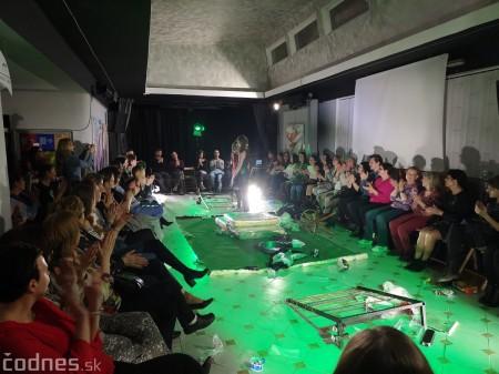 Foto: Predstavenie Jedna na druhú a vyhodnotenie festivalu Divadelná Prievidza 2019 6