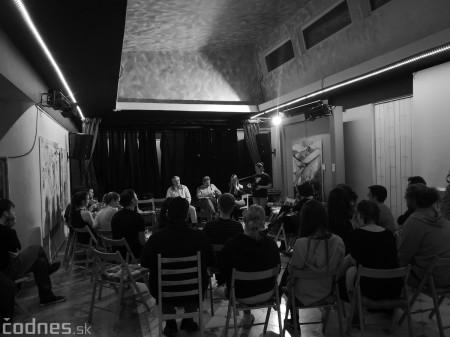 Foto: Predstavenie Jedna na druhú a vyhodnotenie festivalu Divadelná Prievidza 2019 7