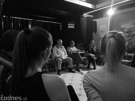 Foto: Predstavenie Jedna na druhú a vyhodnotenie festivalu Divadelná Prievidza 2019 8