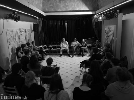 Foto: Predstavenie Jedna na druhú a vyhodnotenie festivalu Divadelná Prievidza 2019 9