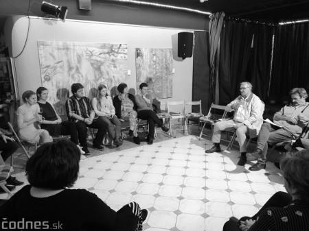 Foto: Predstavenie Jedna na druhú a vyhodnotenie festivalu Divadelná Prievidza 2019 10