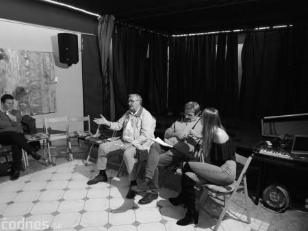 Foto: Predstavenie Jedna na druhú a vyhodnotenie festivalu Divadelná Prievidza 2019 11