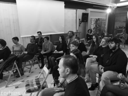 Foto: Predstavenie Jedna na druhú a vyhodnotenie festivalu Divadelná Prievidza 2019 13
